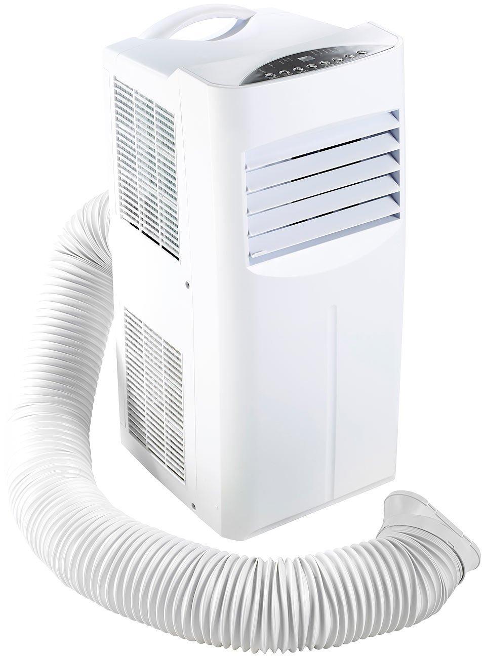 sichler mobile klimaanlage 7000 btu/h im test