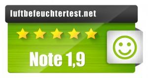 Beurer LW 110 Testergebnis