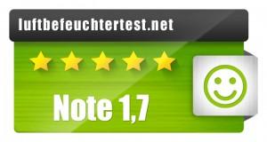 Sichler 11000 BTU/h Testergebnis