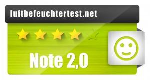 Sichler 2in1 Standventilator Testergebnis